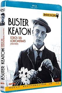 Keaton - Todos sus cortometrajes (1917-1929) Blu-ray