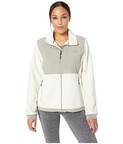 The North Face Denali 2 Jacket (Vintage White/Silt Grey) Women