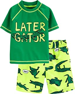 Carter's Boys' Rashguard Set