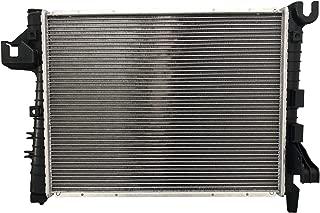 MYSMOT Radiator Direct Replacement Assembly for Dodge Ram 1500 V8 5.7L 2004-2008 / Dodge Ram 2500 3500 V8 5.7L 2004-2009 / CU2813 55056481AB