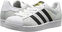 adidas Originals Kids - Superstar Reptile (Big Kid)