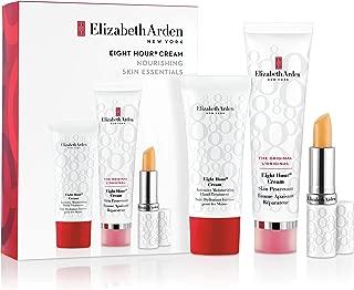 Elizabeth Arden - Crema protectora para la piel (8 horas), color crema, Set de regalo