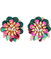 Kate Spade New York - Vibrant Life Statement Studs Earrings