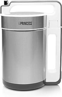 Princess 212042 Blender Chauffant, Acier Inoxydable, Blanc Soupe