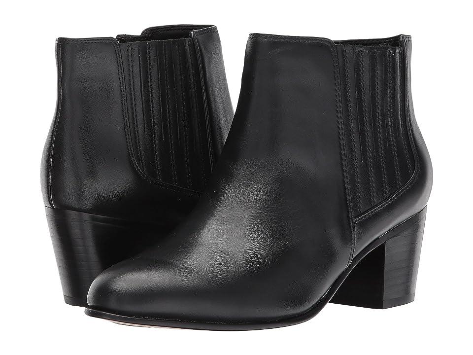 Clarks Maypearl Tulsa (Black Leather) Women