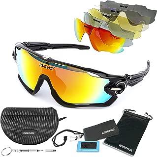 Essence polarizada deportes gafas de sol/ciclismo para ...