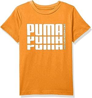 PUMA Little Boys' Graphic Tee