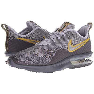 Nike Air Max Sequent 4 (Gridiron/Metallic Pewter/Provence Purple) Men