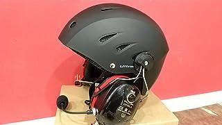 color negro versi/ón de casco 3M Peltor MT13H221P3E ProTac III Protecci/ón auditiva de auricular