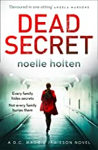 Dead Secret: A gripping crime thriller with shocking twists you won't see coming (Maggie Jamieson thriller, Book 4)
