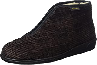 fischer Frank, Chaussons Montants Homme