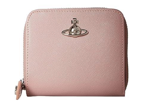 Vivienne Westwood Pimlico Medium Zip Wallet