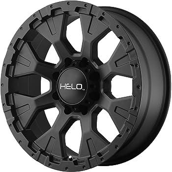"Helo HE878 Wheel with Satin Black Finish (17x9""/5x135mm)"