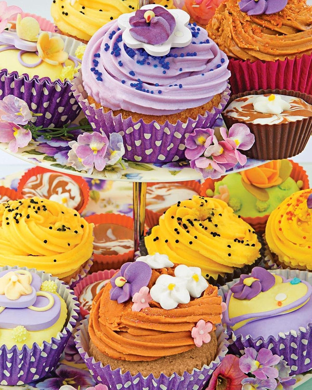 Springbok Cupcakes 350 Piece Jigsaw Puzzle