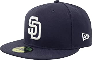 New Era 59Fifty Hat San Diego Padres Home Mxs Monterrey Mexico Series Fitted Blue Cap