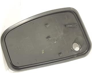 Audi A6/C7/A8/D4/drivers maniglia serratura barile Trim New