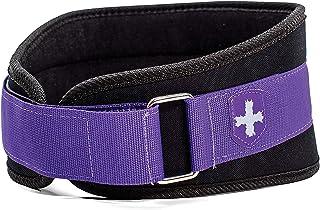 "Harbinger(ハービンジャー) 女性用トレーニングベルト 5インチ パープル(13センチ)Women's 5"" Foam Core Weight Lifting Belt - Purple [並行輸入品]"
