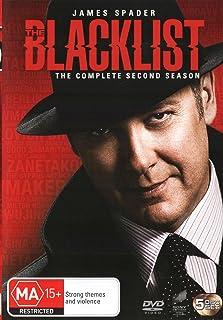 The Blacklist: The Complete Second Season (DVD)