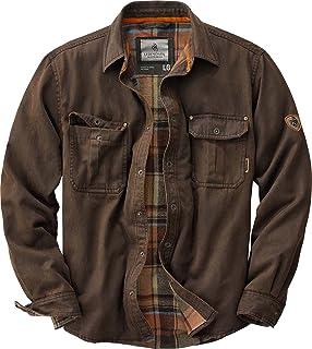 افسانه Whitetails Journeyman Flannel ژاکت پیراهن ناهموار روکش شده