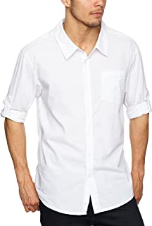 Billabong Jarvis Long Sleeve Men's Shirt Silver X-Large