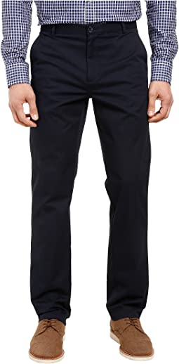 Refined Stretch Cotton Twill Pant