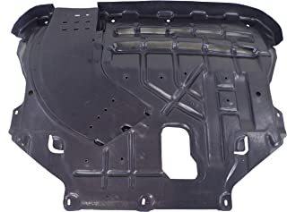 Engine Splash Shield Compatible with FORD ESCAPE 2013-2017/MKC 2015-2018 Under Cover Front