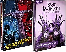Highlander & Pan's Labyrinth Mondo Steelbook Bundle