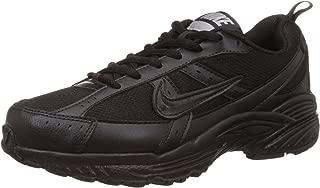 Nike Boy's Supergame Gs Black Sports Shoes -2.5 Kids UK(35 EU)(3Y US)(459654-002)