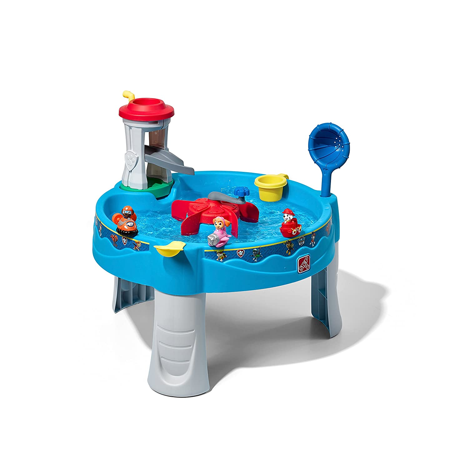 Paw Patrol Water Table with Accessory Set & 3 Characters