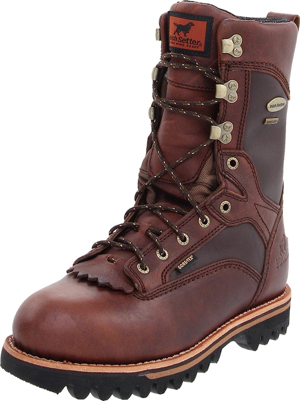 Irish Setter Men's 882 Elk Tracker Waterproof 600 Gram 12  Big Game Hunting Boot