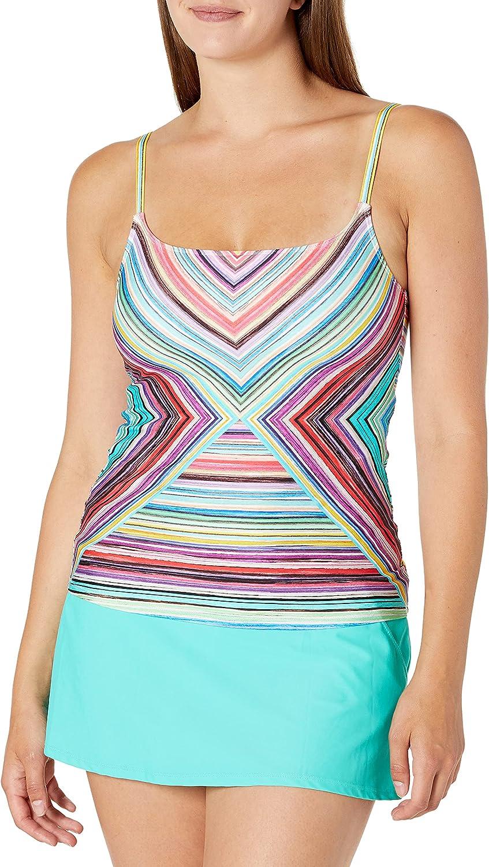 La Blanca Women's Standard Tankini Swimsuit Top