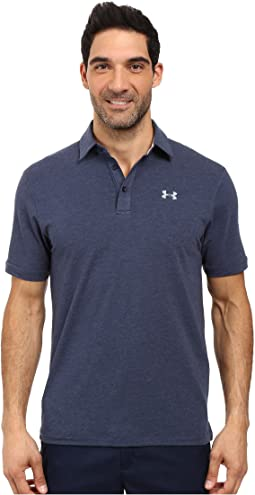 Under Armour Golf - Charged Cotton Scramble Polo