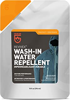 Gear Aid Wash-in Water Repellent, Concentrated Formula for Outerwear