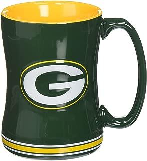 NFL Relief Sculpted Mug