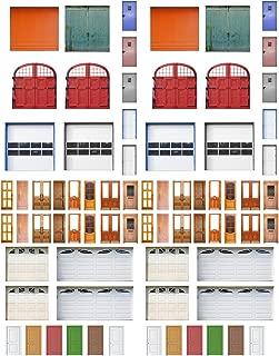 Best ho scale doors Reviews