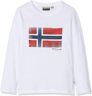 K Sibu LS Camiseta para Niños