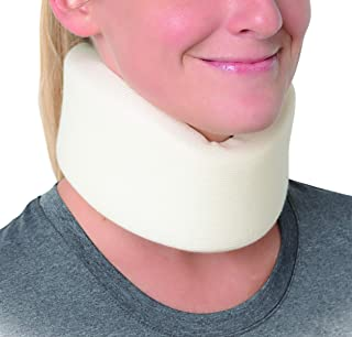 Superior Braces Universal Cervical Collar, Soft Foam, Support Brace for Neck Pain (Universal 18