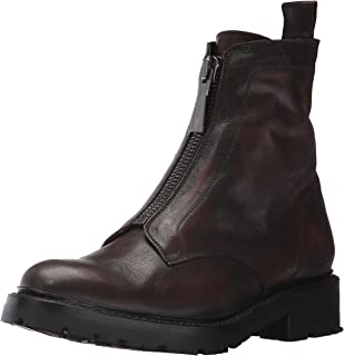 Women's Julie Front Zip Combat Boot