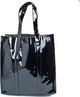 Best black patent tote bags Reviews