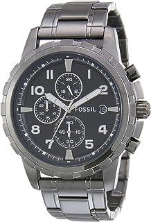 Fossil Dean Chronograph Black Dial Men's Watch - FS4721