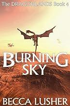 Burning Sky (Dragonlands Book 4)