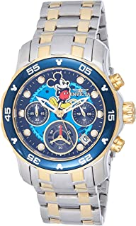 Invicta Women's Quartz Watch, Chronograph Display and Stainless Steel Strap 24133