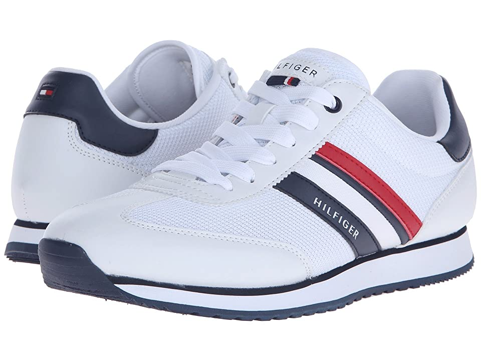 bce5c62489f51 Tommy Hilfiger Mallorca (White) Men s Shoes