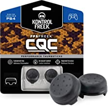 KontrolFreek FPS Freek CQC for Playstation 4 (PS4) and Playstation 5 (PS5) Controller | Performance Thumbsticks | 2 Mid-Ri...