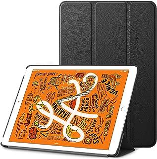 HZONE Case for iPad Mini 5th Generation 2019, Ultra Slim Minimalist Trifold Stand Smart Case with Auto Sleep/Wake, Protective Cover for iPad Mini 5 7.9