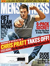 Men's Fitness 2017 Magazine AUSTIN POWERS AT 20 Channel Your Inner Mario Andretti GUARDIANS OF THE GALAXY VOL. 2: CHRIS PRATT TAKES OFF! THE WORKOUT THAT KEEPS HIM SUPERHERO FIT