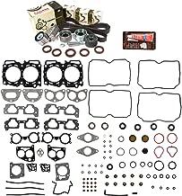 Evergreen HSTBK9012-2 Head Gasket Set Timing Belt Kit Fits 04-09 Subaru 2.5 SOHC EJ251 EJ253 - VIN B