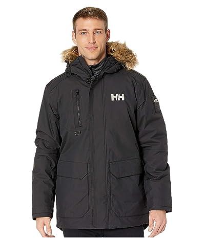 Helly Hansen Svalbard Parka (Black) Men