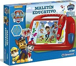 Patrulla Canina - Maletín Educativo (Clementoni 550708)