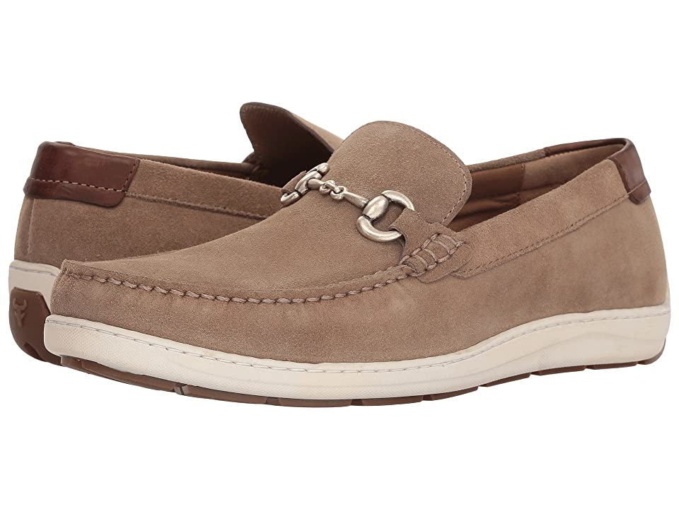 Trask Stalworth (Taupe Suede) Men